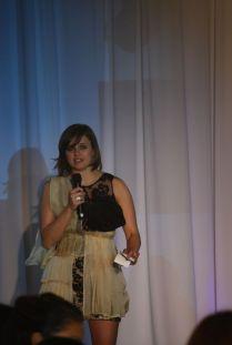 Host - Kim Stolz (American Next Top Model)
