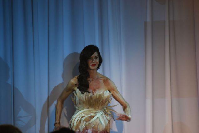 "Janice Dickison (1st ever Super Model & ""America Next Top Model"")"