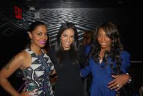 Raqi Thunda (VH1's Love & Hip Hop), Sharon Carpenter (VH1's Gossip Game), Yandy Smith (VH1's Love & Hip Hop)