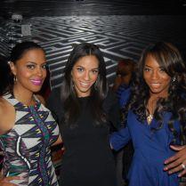 Raqi Thunda (VH1's Love & Hip Hop), Sharon Carpenter (VH1's Gossip Game), Yandy Smith (VH1's Love & Hip Hop)