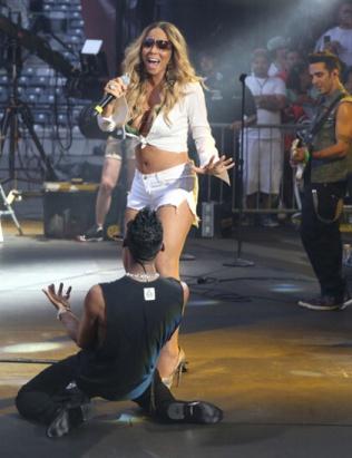 Miguel & Mariah Carey